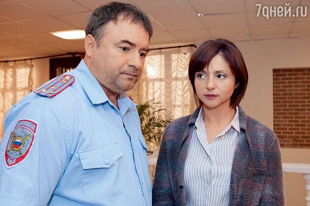 Анна Банщикова с Андреем Казаковым