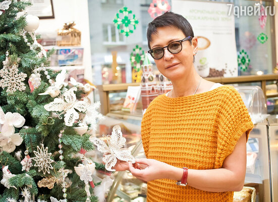 Ирина Хакамада продолжила благотворительную эстафету звёзд