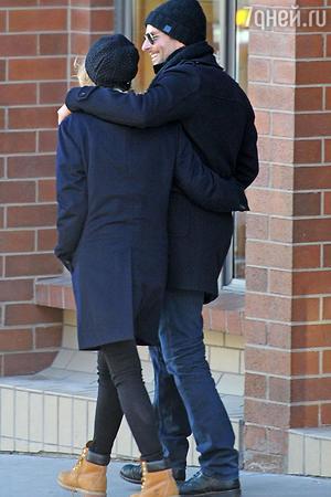 Брэдли Купер и Суки Уотерхаус в Парк-Сити, январь 2014 года