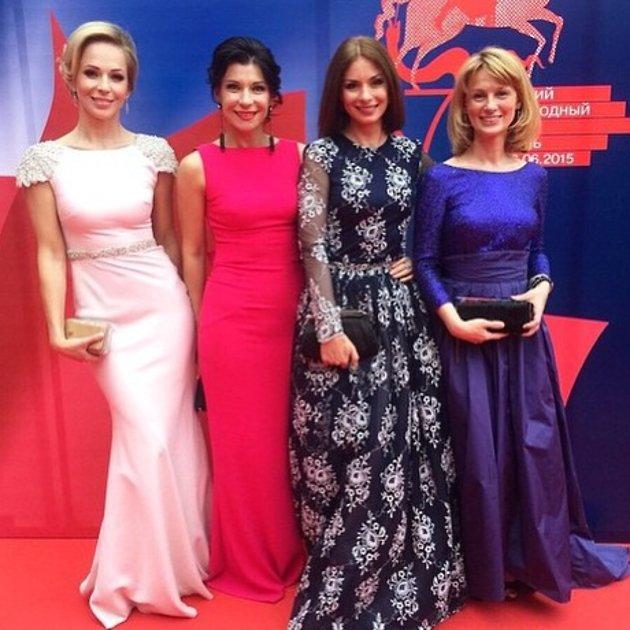Ирина Медведева, Екатерина Волкова и Ирина Лачина
