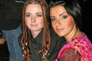 Лена Катина заявила, что Юля Волкова ей угрожала