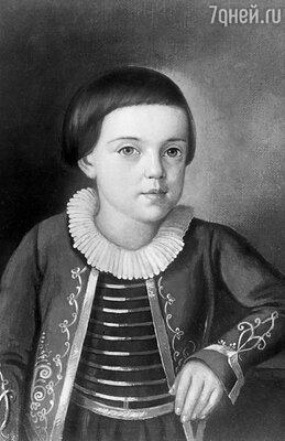 Впервые Лермонтов побывал на Кавказе в возрасте шести лет