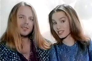 Владимир Пресняков и... вы узнали эту девушку?