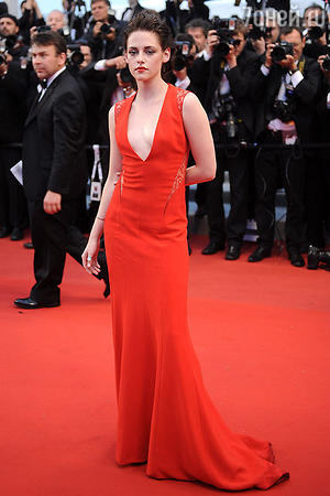 Кристен Стюарт на 65-м Каннском кинофестивале. 2012 г.