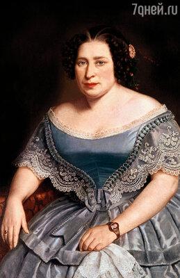 Маргерит была такой же провинциалкой, приехавшей покорять Париж, как и Аристид. Выходя за него замуж, она и не подозревала, каким ловеласом окажется ее супруг... Фото репродукции портрета Маргерит Герен, жены Бусико