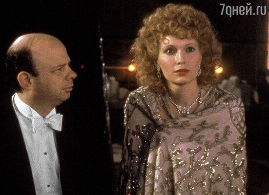 Дайан Уист в фильме «Эпоха радио», 1987 год