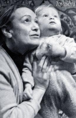 Я с бабушкой Бертой