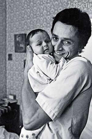 Фарух Рузиматов с сыном