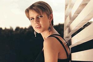 Дарья Мельникова попробовала себя в качестве певицы