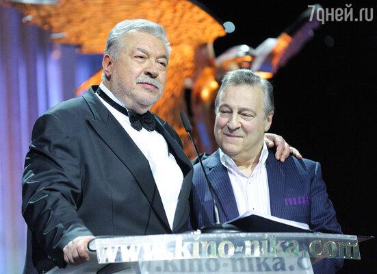 Юлий Гусман и Геннадий Хазанов