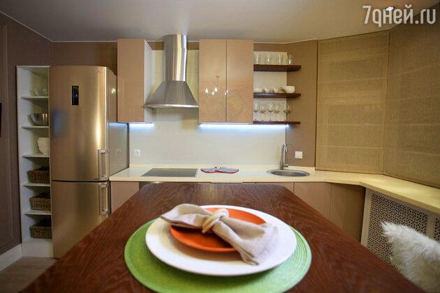 Идеи для дизайна кухни: стиль эклектика