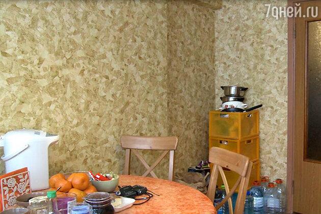 Идеи для дизайна кухни: стиль эклектика. Что было.