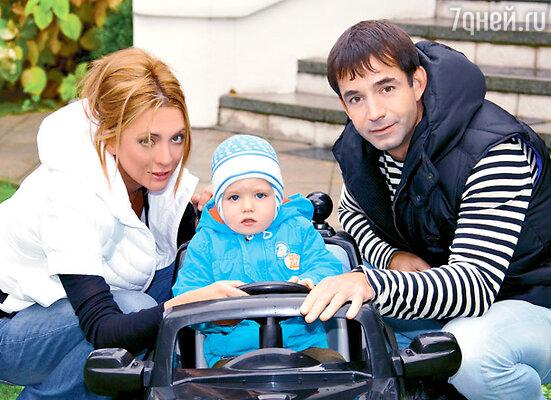 «Без Ольги с Елисеем все мои достижения были бы бессмысленными. Я хочу, чтобы жена и сын мною гордились!»