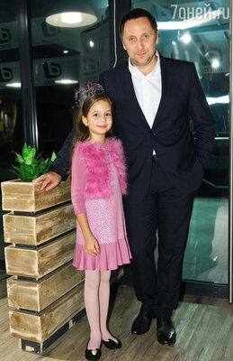 Вячеслав Муругов (генеральный продюсер «СТС Медиа», генеральный директор телеканала СТС) и Луиза-Габриэлла Бровина