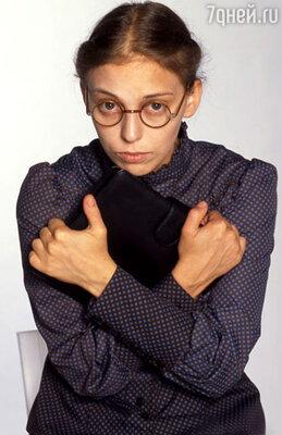 В роли  Кати Пушкаревой. Сериал «Не родись красивой», 2005-2006гг.