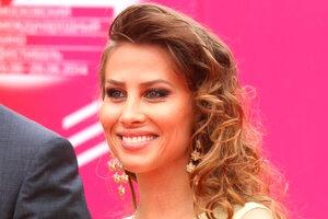 Юлия Беретта впервые станет мамой