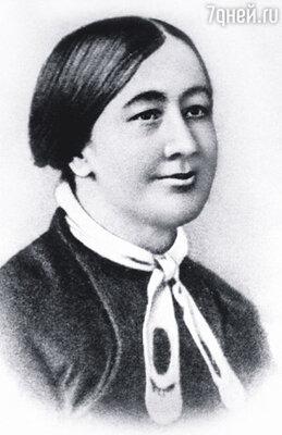 Вторая жена Пирогова, Александра Антоновна, в девичестве баронесса Бистром, мало-помалу забрала в свои руки не только дом, но и мужа