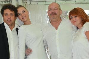 Первые гости на свадьбе Дмитрия Марьянова
