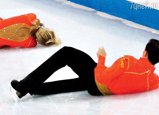 «Таня лежала на льду без движения. В голове пронеслось: «Вот и все. Моя жизнь закончилась»