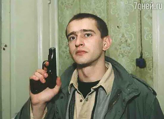 Константин Хабенский в роли Игоря Плахова. «Убойная сила»,  1999-2005 годы