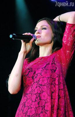 Британская поп-певица Софи Эллис-Бекстор