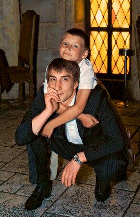 Мои сыновья Денис и Влад