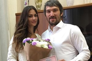 Анастасия Шубская гордится мужем