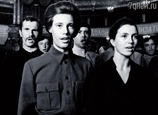 Роль Корчагина в «Как закалялась сталь» я получил благодаря Сергею Параджанову