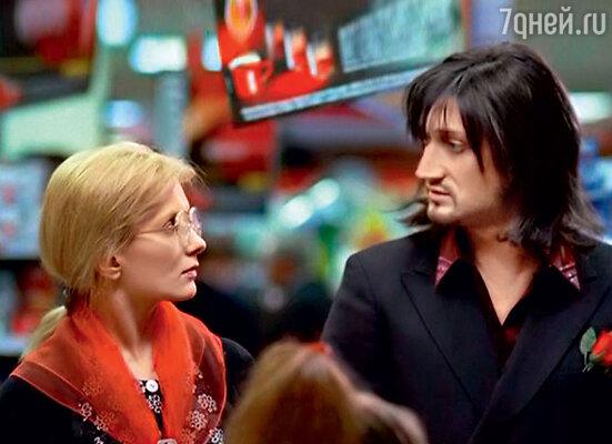 «Я знать не знала, что буду играть с Гошей», — вспоминает Порошина свою работу с бывшим мужем в фильме «Ночной дозор»