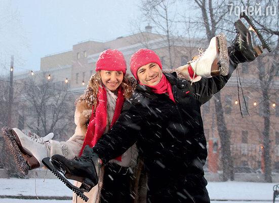 Татьяна Навка и Александр Жулин и предположить не могли, что работа в «Ледниковом периоде» разрушит их семью. 2006 год