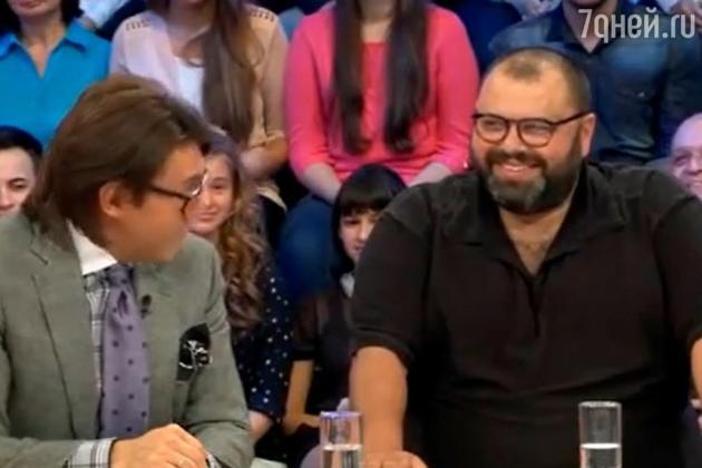 Максим Фадеев и Андрей Малахов