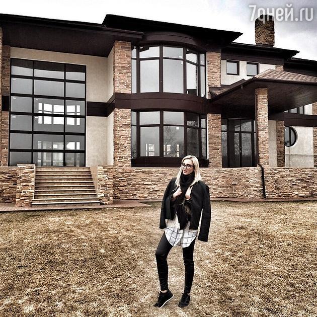 Новый дом Ольги Бузовой