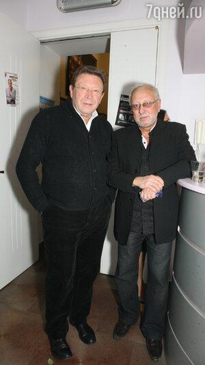 Георгий Мартиросян, Владимир Качан