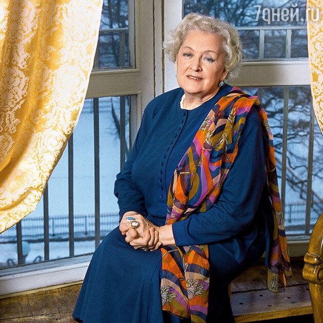 Людмила Шувалова