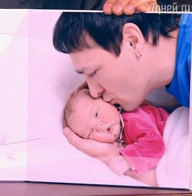 Юрий Шатунов с дочерью Эстеллой