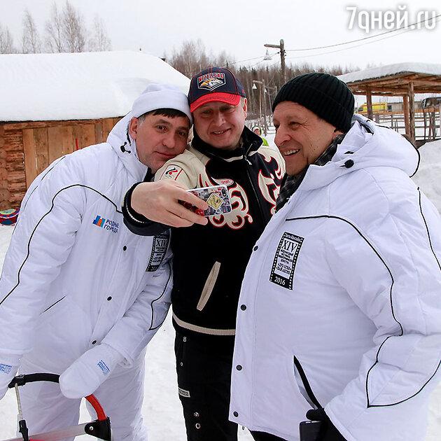 Сергей Пускепалис, Борис Грачевский