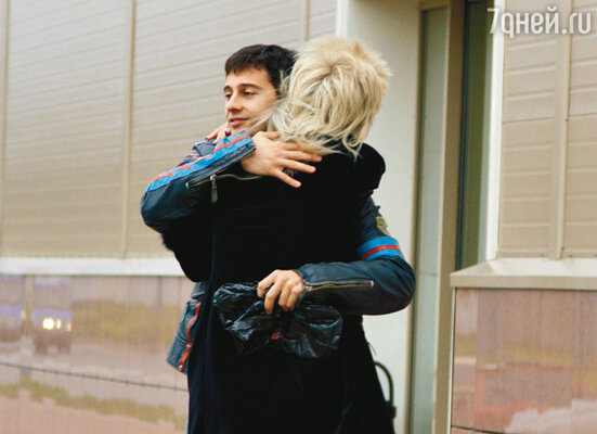 Антон Макарский и Виктория Морозова: встреча в Питере после долгой разлуки