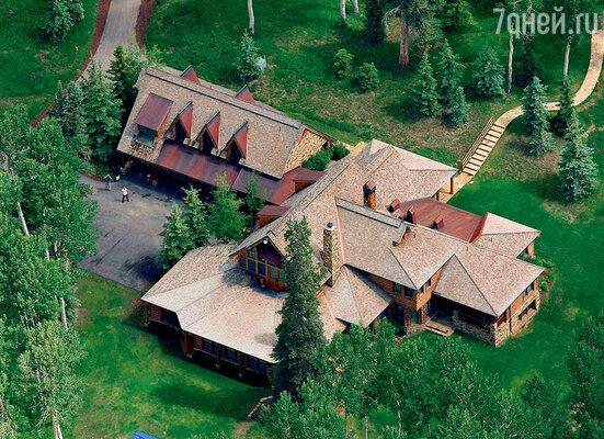 Ранчо Круза в Колорадо — запретная для жены и дочки территория
