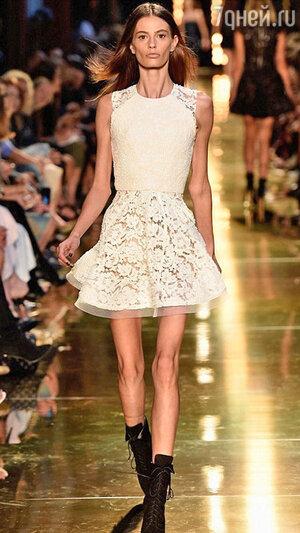Во Франции хотят запретить слишком худых моделей