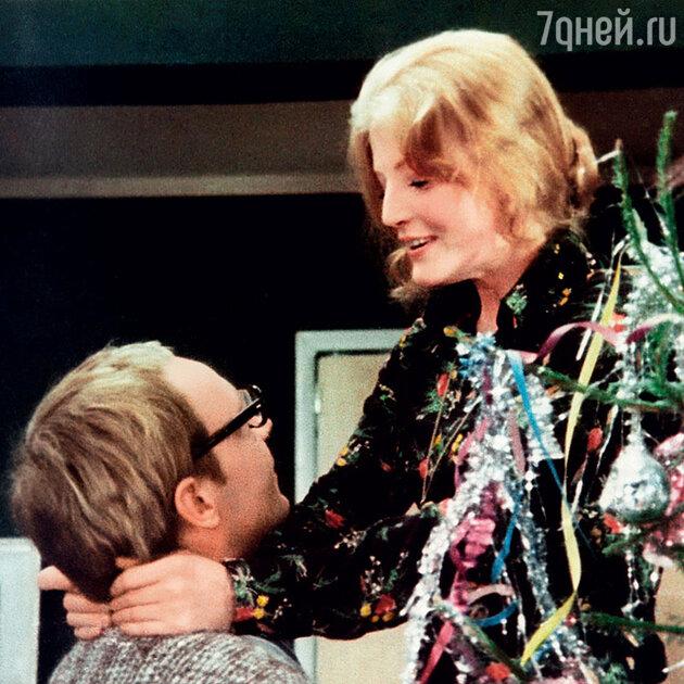 Андрей Мягковм и Ольга Науменко