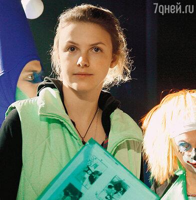 Дочь Виталия Соломина Елизавета