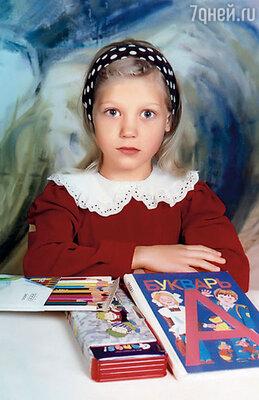 Кристине Асмус семь лет