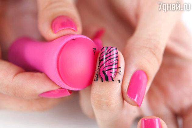 Стемпинг ногтей