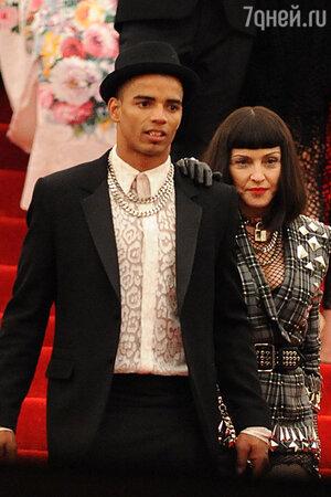 Мадонна (Madonna) и Брахим Заибат (Brahim Zaibat) расстались?