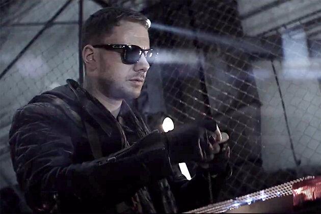 Клип DJ Smash на композицию «Rapture»
