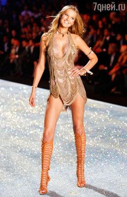 Тони Гаррн — новая девушка Леонардо, восходящая звезда модельного бизнеса