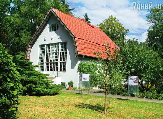 Дом Бертольта Брехта в Бранденбурге