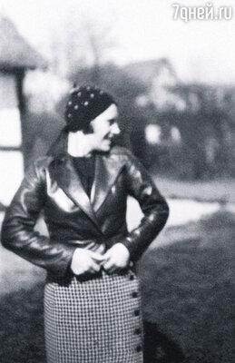 Маргарет Штеффин была Бертольту подругой, любовницей и незаменимым помощником