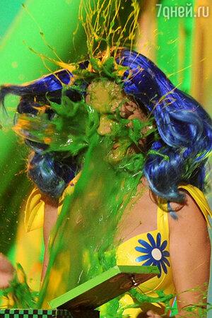 Кэти Перри  на  церемонии вручения наград Kids Choice Awards