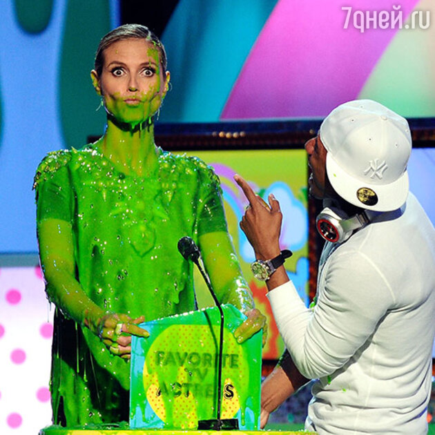 ����� ���� ��  ��������� �������� ������ Kids Choice Awards
